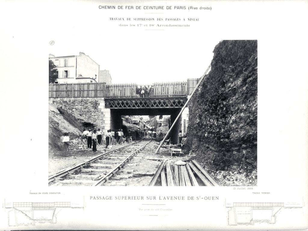 Passage supérieur Saint Ouen