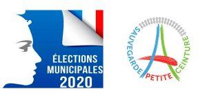 Position des candidats d'Île-de-France pour le second tour des municipales 2020