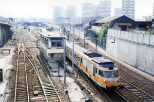 Est-Ceinture RTG train spécial Petite Ceinture