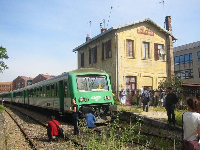 2003, train spécial ASPCRF