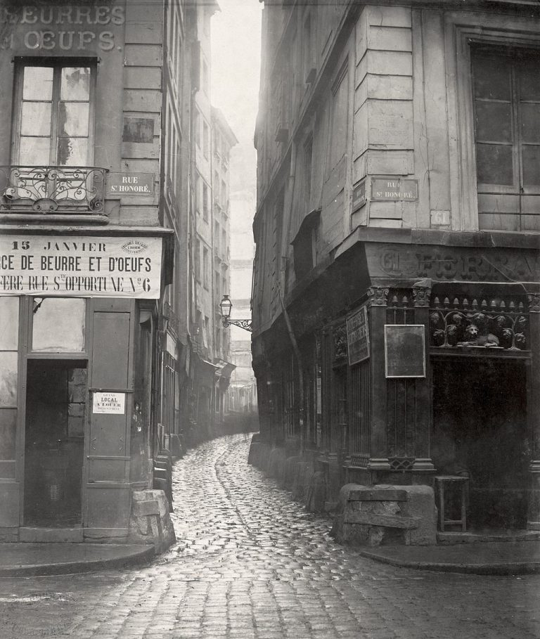Charles Marville Rue Tirechape,