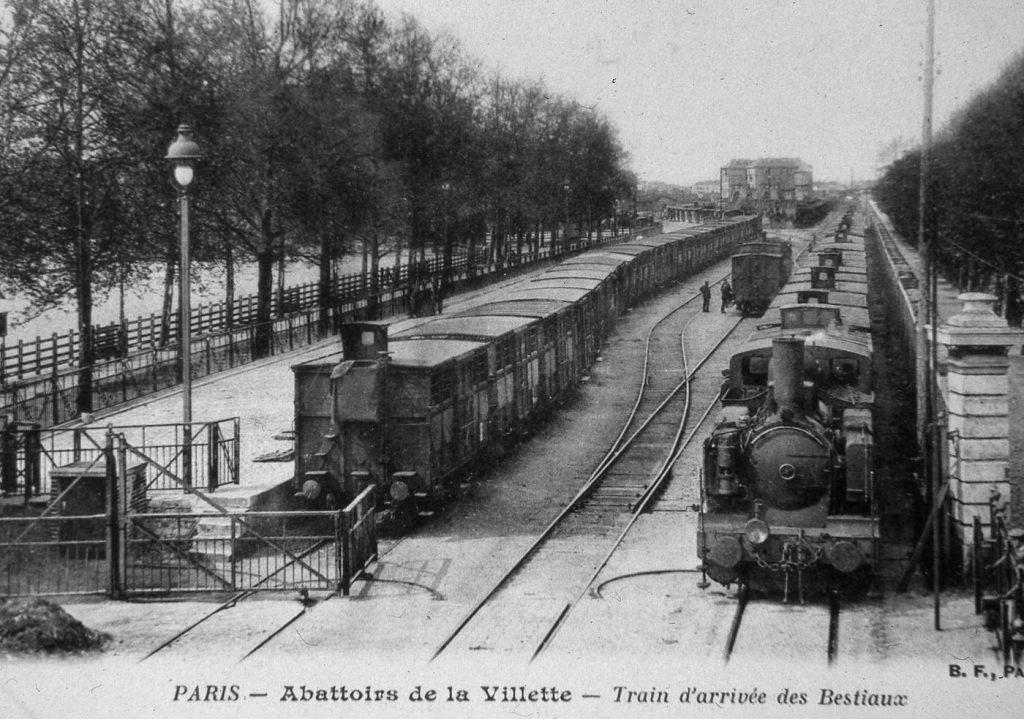 Paris Bestiaux Petite Ceinture