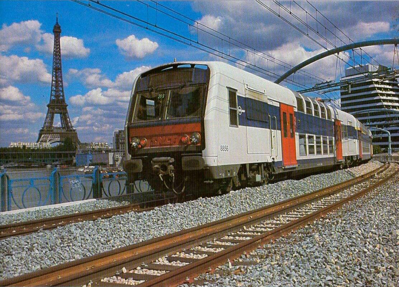 """Ouverture de la branche """"VMI"""" du RER C"""