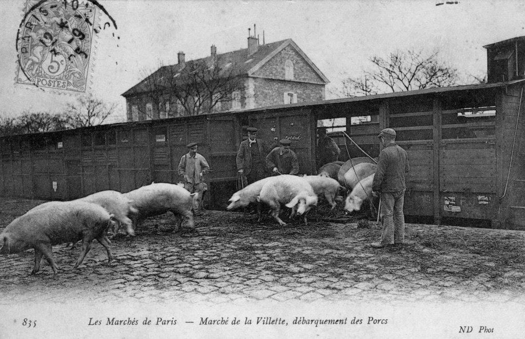 Gare Paris-Bestiaux Petite Ceinture
