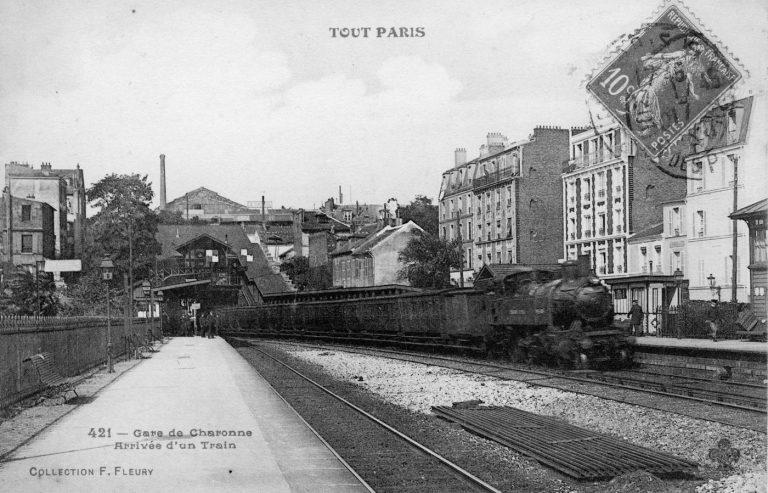 Charonne_Train
