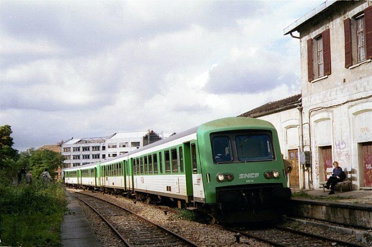 2000, train spécial ASPCRF