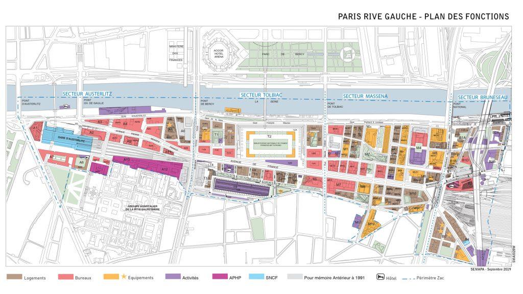 ZAC Seine Rive Gauche