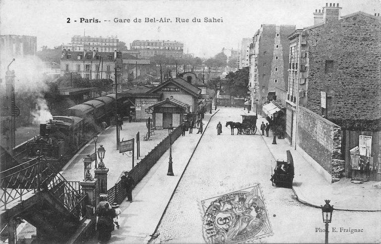 Rue du Sahel