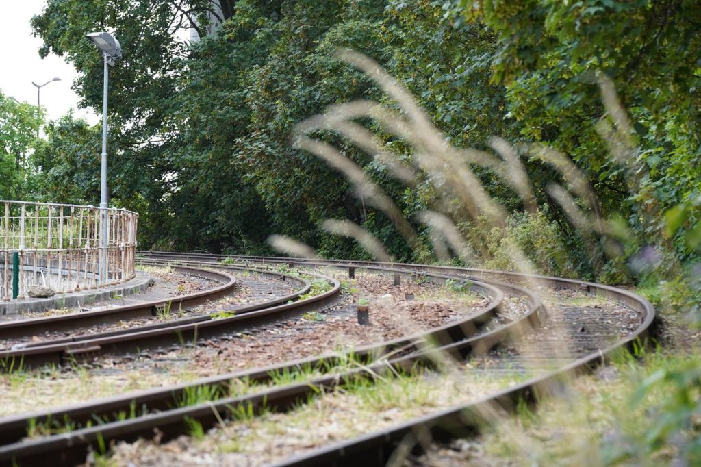 Lest installations ferroviaires de la zone de Bercy-Charenton