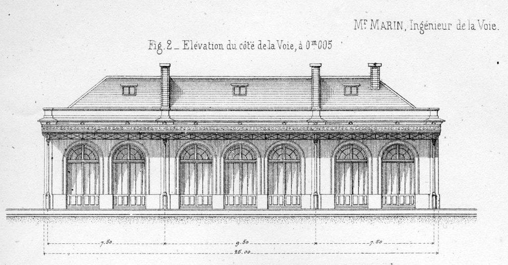 Gare Vaugirard Petite Ceinture Paris
