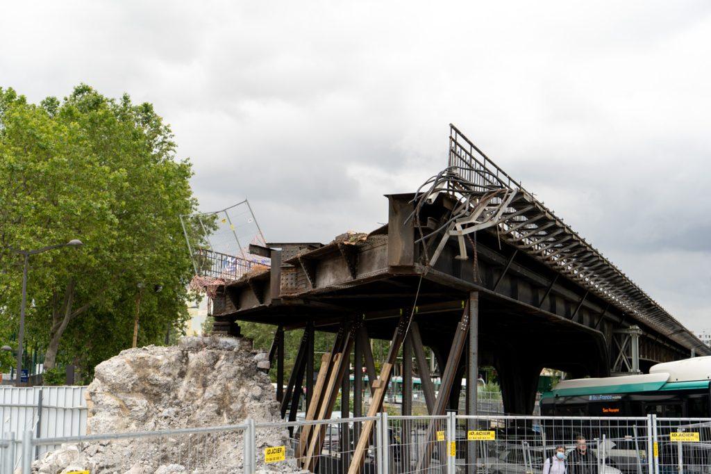 Raccordement Évangile Pont Soudé