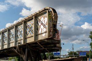 Raccordement Évangile pont National
